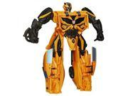 Transformers Age of Extinction Mega 1-Step Bumblebee Figure 9SIV1976T47006