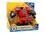 Imaginext ROBIN Mechanical Suit Gotham City Exclusive Figure Playset 9SIV1976T43607
