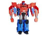 Transformers Robots in Disguise 3-Step Changers Optimus Prime Figure(Discontinued by manufacturer) 9SIV1976T49865