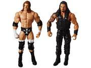 WWE WrestleMania 31 Roman Reigns vs. Triple H Figure 2-Pack 9SIV1976T60614