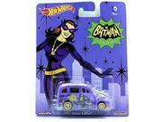 Hot Wheels Batman Classic TV Series Catwoman School Busted Die Cast 9SIA17P5HH5066