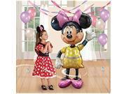 Minnie Mouse Airwalker 54 Jumbo Foil Balloon 9SIA17P5HH5372