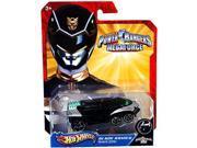 2012 Hot Wheels Power Rangers Megaforce Black Ranger Snake Zord 9SIA17P5HH5843