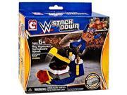 Rey Mysterio's Spingboard Splash WWE Stack Down 65 Piece Set 9SIA17P5HH5871