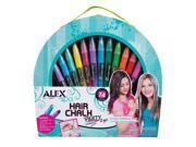 ALEX Spa Hair Chalk Party 2 Go 9SIA17P5SS6746