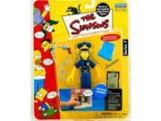 The Simpsons Series 7 Action Figure Officer Marge 9SIA17P5TG4924