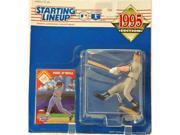 1995 - Kenner - MLB - Starting Lineup - Paul O'Neill #21 - New York Yankees - Vintage Action Figure - w/ Collector Card - Mint - Out of Production - Limited Edi 9SIV1976SN3220
