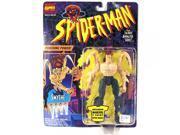 "Spider-Man The Animated Series Villain SMYTHE 5"""" Action Figure (1994 ToyBiz)"" 9SIA17P6M72289"