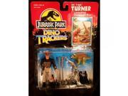 1993 Jurassic Park - Series 2 Dino-Trackers Sgt. T-Rex Turner Action Figure 9SIA17P5TG9675