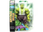 Marvel Select Exclusive Action Figure Savage Hulk - 10 9SIV1976T52269