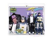Limited Edition 8 Inch Batman Classic TV Series Two-Packs Series 3: The Penguin VS. Batman 9SIA17P5TG7472