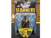 WWF: Slammers Series 1 Faarooq 5 inch Action Figure 9SIV1976SJ0045
