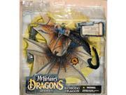 McFarlane Toys Dragons Series 5 Action Figure Komodo Dragon Clan 5 9SIA17P5TG3565
