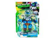 SDCC 2015 Teenage Mutant Ninja Turtles 11 Metal Mutants Leonardo Action Figure 9SIV1976T46860