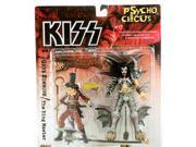 McFarlane Toys KISS Psycho Circus Gene Simmons (The Demon) and The Ring Master Action Figures 9SIV1976SM2206