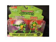 Teenage Mutant Ninja Turtles Collectible Figurines Assorted (Donatello & Raphael) 9SIV1976T62324