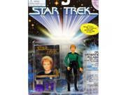 Star Trek Next Generation Action Figure - Dr Katherine Pulaski 9SIV1976SM1984