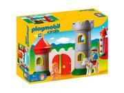 Playmobil 1.2.3 My First Knight's Castle 9SIV1976SN4470