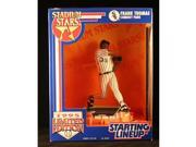 FRANK THOMAS / CHICAGO WHITE SOX 1995 MLB Stadium Stars Starting Lineup Deluxe 6 Inch Figure with Comiskey Park Display Base 9SIA17P5TG4575