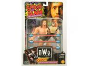 NWO - 1999 - Smash 'n Slam Wrestlers - Giant w/ Rey Mysterio Jr Bonus Figure - Toy Biz - Very Rare - Limited Edition - Mint - Collectible 9SIA17P5TG9046