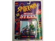 Spider-Man Web of Steel - Spiderman vs. Vulture 9SIV1976T55154