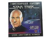 Star Trek the Next Generation Masterpiece Captain Jean-Luc Picard Limited Edition 9SIV1976SM8124