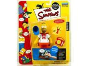 The Simpsons Series 6 Playmates Action Figure Mascot Homer 9SIV1976SP6820
