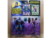 Legends of Batman Egyptian Batman & Catwoman Action Figure Duo 9SIA17P5TG7716