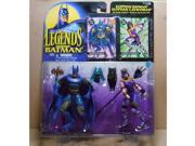 Legends of Batman Egyptian Batman & Catwoman Action Figure Duo 9SIV1976SJ0509