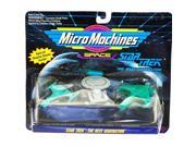Star Trek the Next Generation Micro Machines Collection #3 9SIA17P5TG7989