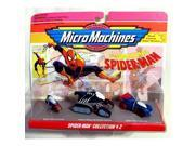 Micro Machines - The Amazing Spider-Man (Collection 2) 9SIA17P5TG7029