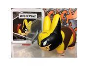 Kidrobot Marvel Labbit Mini Series 2 Wolverine 2.5 Vinyl Figure (Opened to Identify) 9SIA17P5TG6774