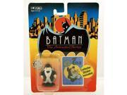 Ertl - Batman the Animated Series - Penguin Figure - w/ Collector Sticker - Die Cat Metal - Rare - Limited Edition - Collectible 9SIV1976SN3648