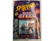 Spiderman The New Animated Series: Web of Steel Spider-Man Vs Smythe Die Cast Metal Figures 9SIV1976SN0281