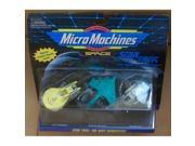 Star Trek the Next Generation Micro Machines Collection #7 9SIV1976SP7132