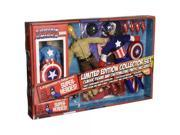 Diamond Select Toys Marvel Retro Captain America Action Figure Set, 8 9SIV1976T55469