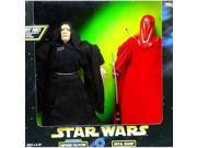 Star Wars Action Collection 12 Electronic Emperor Palpatine Figure with Royal Guard Figure 9SIA17P5TG4090