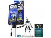 Star Wars 2010 Clone Wars Animated Action Figure CW No. 01 Captain Rex 9SIA17P5TH5396