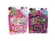 Shopkins Season 4 Bundle - Two 12 Packs Varied Styles 9SIA17P5TG4450