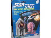 Star Trek the Next Generation - Lieutenant Worf Action Figure 9SIV1976SJ0281