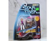 Star Trek The Next Generation: Warp Factor Series 3 Cadet Beverly Howard Crusher 4 inch Action Figure 9SIA17P5TH2265