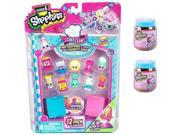 Shopkins Season 6 Chef's Club 12 Pack PLUS Two Mystery Jars 9SIA17P5TG7673