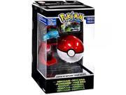 Pokemon TOMY Trainer's Choice Catch 'n' Return Poke Ball Venusaur & Poke Ball 9SIA17P5TG3741