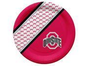 Ohio State Buckeyes Disposable Paper Plates 9SIA17P5TU8911