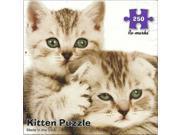 250 Piece 2 Kitten Friends Puzzle 9SIADWW5U67669