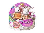 Li'l Woodzeez Hoppingoods Rabbit Family 9SIA17P5UJ6985