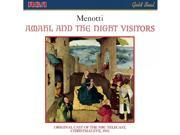 Menotti: Amahl and the Night Visitors 9SIV1976SP0179
