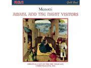 Menotti: Amahl and the Night Visitors 9SIA17P5UZ8070
