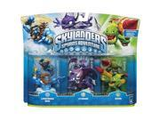 Lightning Rod, Cynder, and Zook Skylanders Spyro's Adventure 3 Pack 9SIAD245D36226