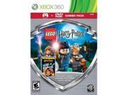 Lego Harry Potter: Years 1-4 - Silver Shield Combo Pack